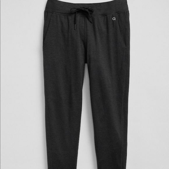 good service fair price world-wide renown Gap Fit Brushed Tech Jersey Joggers